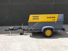 materiaal voor de bouw Atlas Copco XAS 137 DD - N