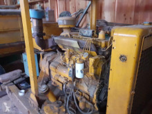 Caterpillar 100 KWA construction used generator