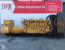 Caterpillar 3516B - 2.250 kVA Generator - DPX-25031 construction