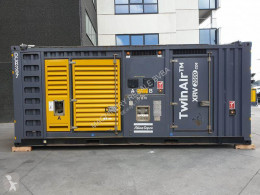 Atlas Copco XRV 2000 TWINAIR construction used compressor