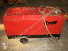 KROLL Gasheizer P 1420 i construction used