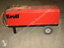 KROLL P 643 i construction used