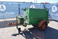 matériel de chantier Gen Set Generator Kawakenki MPM 12/370 SS-KA