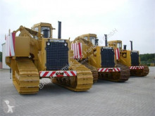 Material de obra Caterpillar 589 pipelayer 8x MIETE RENTAL pipelayer usado