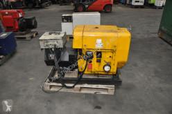 Vägbyggmaterial nc Stamford 25 kva generatorenhet begagnad