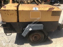 Ingersoll rand P180WD construction used compressor