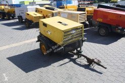 Atlas compressor construction Copco XAS 36