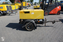 Atlas Copco XAS 36 construction used compressor