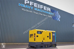 Atlas Copco QAS 60 ST3 Diesel, 60 kVA, Also Available For Rent generatorenhet begagnad