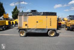 Material de obra Atlas Copco XRVS 476 compresor usado