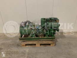 2 cil diesel construction used generator