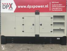 material de obra Scania DC16 - 660 kVA Generator - DPX-17954