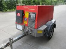 matériel de chantier compresseur Kaeser