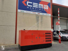 Himoinsa hfw 135 construction used generator