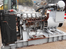 Iveco AF450 construction used generator
