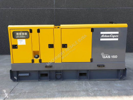 Atlas Copco generator construction QAS 150
