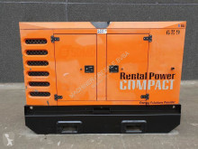 SDMO R 66 C 3 construction used generator