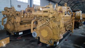 Entreprenørmaskiner Caterpillar G3516PGL motorgenerator brugt