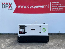 Kohler KDI2504T - 50 kVA Stage V - DPX-19005 construction new generator