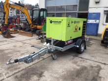 Pramac GSW50 construction used generator