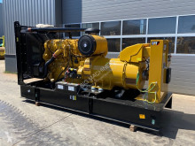 material de obra Caterpillar C18 Generator set 700 KVA