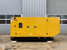 material de obra Caterpillar Genset C9 250 kVA soudproof