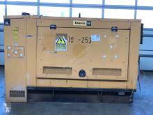 Olympian Caterpillar GEP65-5 Generator set construction