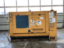 Olympian GEP65-5 Generator set construction