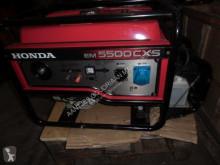 Vägbyggmaterial Honda EM 5500 generatorenhet ny