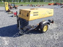 Atlas Copco generator construction