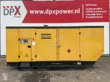 Material de obra grupo electrógeno Atlas Copco QIX500 - Deutz - 500 kVA Generator - DPX-12237