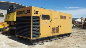 Caterpillar 3412 construction used generator