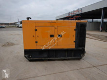Doosan G100 construction used generator