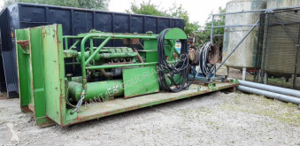 Deutz-Fahr agragaat construction used generator