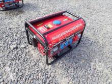 nc generator construction