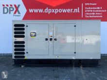 Doosan engine DP180LA - 630 kVA Generator - DPX-15559 construction