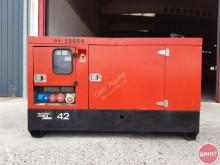 Vägbyggmaterial generatorenhet begagnad nc MASONS MSL 42