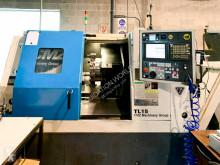 Material de obra nc CMZ TL15 CNC Lathe Machine otros materiales usado