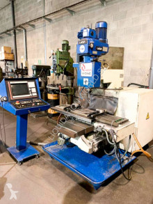 Lagun FTV-3 CNC Milling machine construction used other