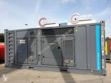Vägbyggmaterial generatorenhet Atlas Copco QAC 1450 Twin Power