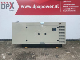 Építőipari munkagép 6M16G220 - 220 kVA Generator - DPX-19562 új áramfejlesztő