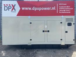 Építőipari munkagép 6M21G440 - 440 kVA Generator - DPX-19567 új áramfejlesztő