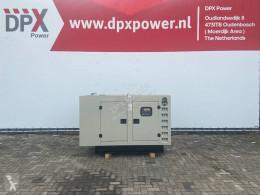 Áramfejlesztő építőipari munkagép 4M06G20 - 21 kVA Generator - DPX-19551