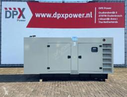 Entreprenørmaskiner motorgenerator 6M16G250 - 275 kVA Generator - DPX-19564