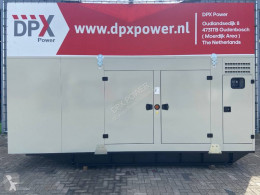 آلة لمواقع البناء مجموعة مولدة للكهرباء 6M21G385 - 400 kVA Generator - DPX-19566
