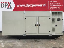 Építőipari munkagép 6M33G825 - 820 kVA Generator - DPX-19573 új áramfejlesztő