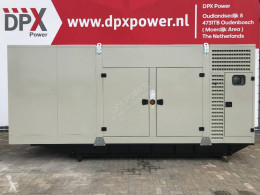 Áramfejlesztő építőipari munkagép 12M26G900 - 914 kVA Generator - DPX-19575