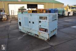Aggregaat geluid gedempt construction used generator