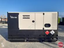 Matériel de chantier groupe électrogène Atlas QAS 100 DPS