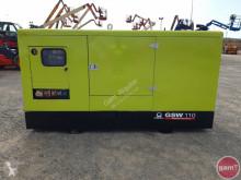 Material de obra Pramac GSW110 grupo electrógeno usado